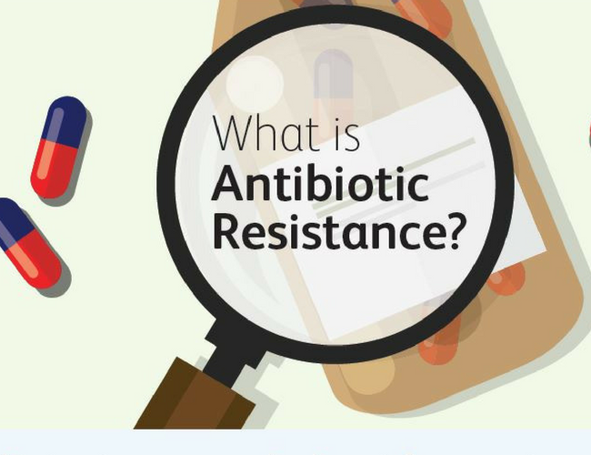 Antibiotic Resistance patient poster