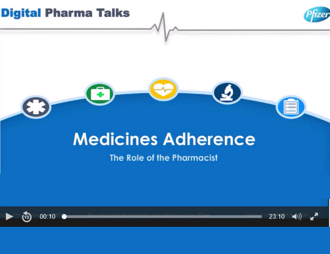 On Demand: Medicine Adherence Webinar   Prof Nina Barnett