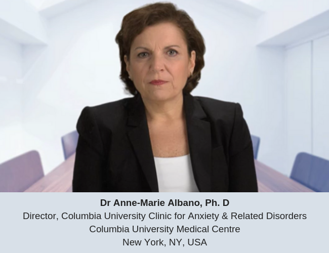 Dr Anne Marie Albano