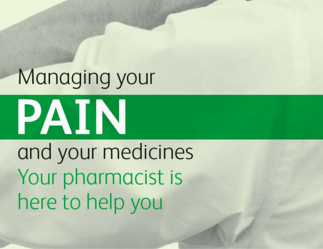 Managing your Pain