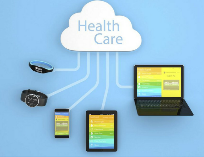 The cloud in healthcare