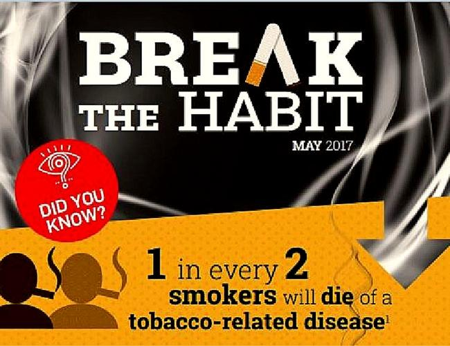 Quit smoking Patient Material