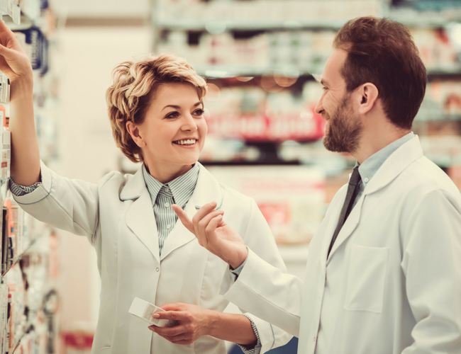 Setting goals for your pharmacy