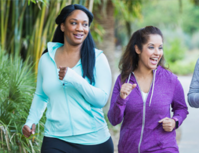 Boost your mood with exercise