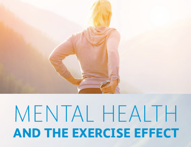 Mental Health & The Exercise Effect