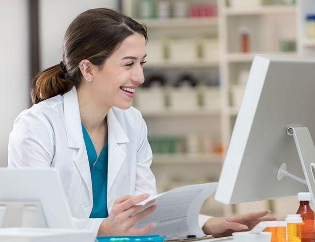 Online Learning Community Pharmacists
