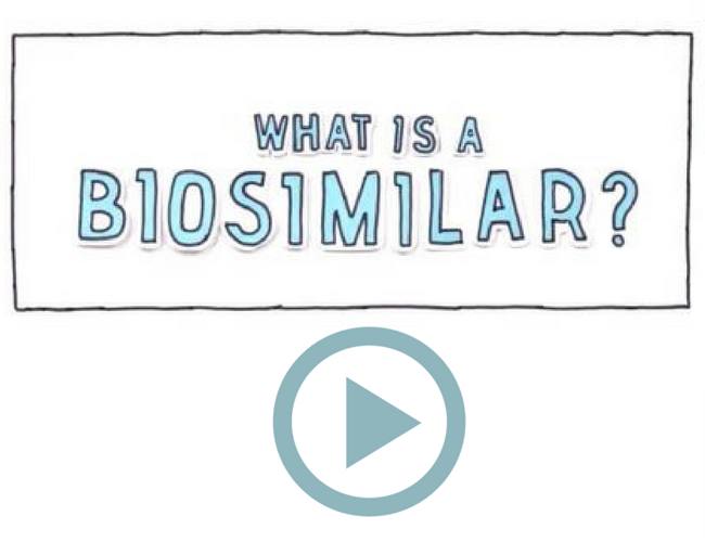 What is a biosimilar video